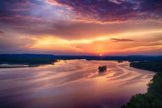 Photograph Mississippi River Valley by Jayme Spoolstra on 500px