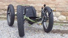 Such a cool design.  We have had a blast with this trike.  It is the first we…