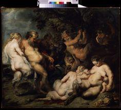 Peter Paul Rubens nasceva il 28 Giugno 1577