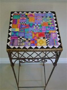 Great Mosaic Table