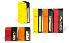 pasta packaging - pâte pack
