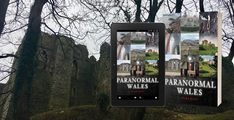 """Join Mark Rees - host of the """"Ghosts & Folklore of Wales"""" podcast and author of books inc. """"Ghosts of Wales"""" - for a curious journey in search of the """"most haunted"""" locations in Wales and real-life Welsh ghost stories: """"In Paranormal Wales author Mark Rees takes the reader on a spine-chilling journey to dozens of these locations, which include well-known tourist landmarks and more secluded spots well off the beaten track. These accounts range from centuries-old legends to modern-day sightings."""" Spooky Stories, Ghost Stories, History Of Wales, Scooby Doo Dog, Reading At Home, Most Haunted, Weird And Wonderful, Little Books, Spooky Halloween"""