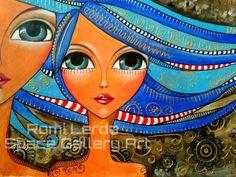Romi Lerda on Pinterest | Art Girl, Galleries and Art