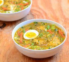 Sotanghon Soup