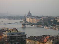The beautiful City of Budapest