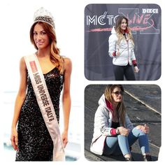 Miss MotoLive = Miss Universe Italy 2014
