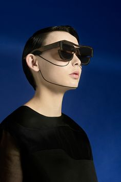 DECONSTRUCTION | PERCY LAU CAMPAIGN | HONG KONG by Madame Peripetie, via Behance