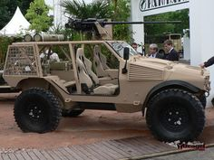 "VAP ""Vehicule d'Action dans la Profondeur"" equipped with GIAT-Industries medium-caliber gun Army Vehicles, Armored Vehicles, Bug Out Vehicle, Bug Car, Tracker Motorcycle, Jeep Mods, Drift Trike, By Any Means Necessary, Jeep Liberty"