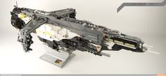 lego, spaceship