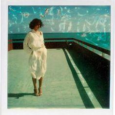 Photographs by Guy Bourdin from the book Guy Bourdin Polaroids