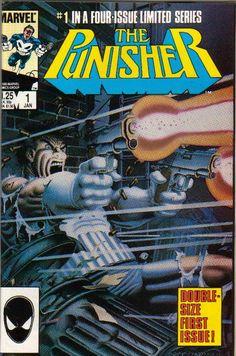 Punisher #1 (mini-series)