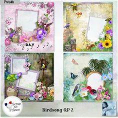 Birdsong QP 2 (PU) by Louise