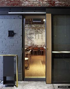 The Survey Co Restaurant In Brisbane Richards Spence