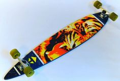 Our custom pintail tiger strike
