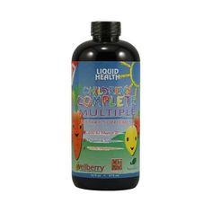 Liquid Health Products Children's Complete Multiple, 16 Fluid Ounce //Price: $27.05 & FREE Shipping //     #hashtag2