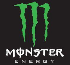 Monster Energy Drink Logo [EPS File]