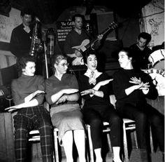 The Hand Jive 1960's