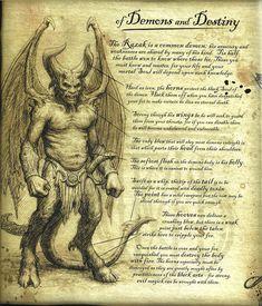 Mythical Creatures Art, Mythological Creatures, Magical Creatures, Occult Symbols, Occult Art, Ange Demon, Demon Art, Satanic Art, Legends And Myths