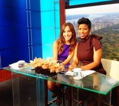 Great to have Lilliana guest host with Jacque on today's show! #newyorklivetv