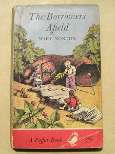 The Borrowers Afield (front) by Joey's Dream Garden, via Flickr