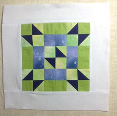 The Splendid Sampler – Block 2 – Wings – Quilt It Now!