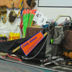 Students will use musher Cindy Abbott's mushing costs to find the cost of being a musher in the Iditarod.