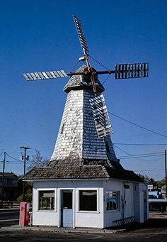 H0 Windmill in Hammarlunda