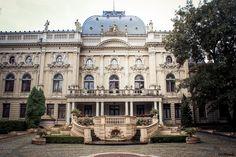Poland, Lodz, palace Poznanskiego #AnKozak