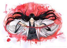 Bleach Unohana Retsu The First Kenpachi by ~Nick-Ian on deviantART