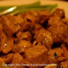 Stroganov Chicken, Food, Diet, Essen, Meals, Yemek, Eten, Cubs