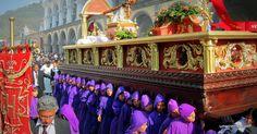 Antigua Guatemala Processions