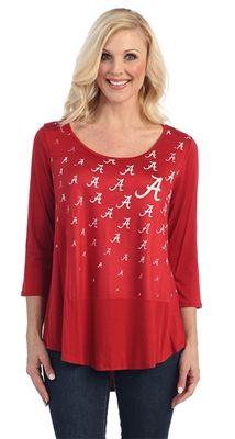 Alabama Crimson Tide women's collegiate top