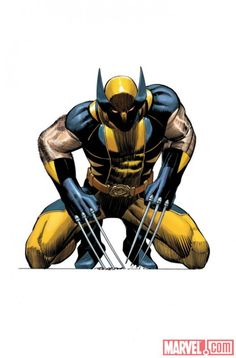 Wolverine by John Romita Jr