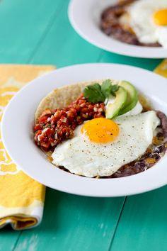 Huevos Rancheros Recipe on Yummly. @yummly #recipe