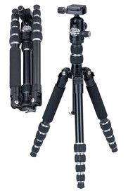 Tiffen Davis & Sanford Traverse TR-553-228 Super Compact Tripod with Ball Head Review @Tiffentweets