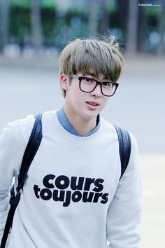 """Jin """"cours toujours"""""""