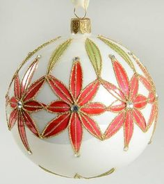 Waterford Holiday Heirloom Ornaments Rosslare Ball - Boxed