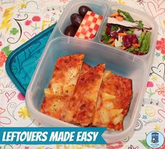 Easy Pizza Lunch
