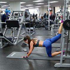 Alright these two moves are the best butt exercises ever Have been incorporating them into my legs/glutes and full body days for weeks now (normally I'd rarely do the same program twice) Give them a go! Cable bench kickbacks ( I did 17.5 kg 15 reps on each side) and Smith machine donkey kicks (25kg 12 reps on each side) // В общем эти два упражнения на ягодицы - лучшие во всем мире (пока что ). Включаю их в дни ног/ягодиц и фулл боди уже которую неделю (обычно я редко делаю одну и ту же…