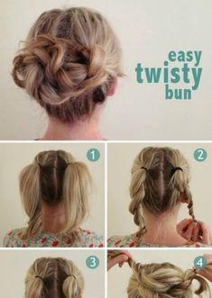 via Best Hairstyle Tutorials For Women http://ift.tt/2dzuFD4