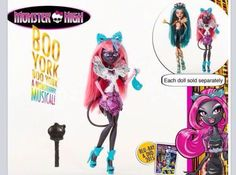 2015 New Monster High