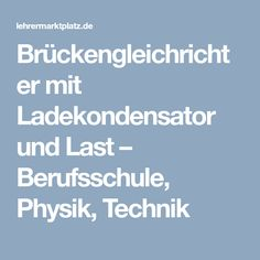 62 best Physik Unterrichtsmaterialien images on Pinterest | Teaching ...