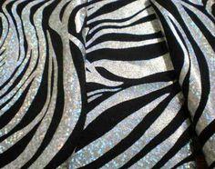 Holographic Zebra