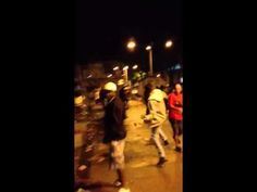 Brasil 2014-incidentes BH/MG Savassi 21/6