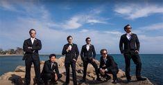 groomsmen posed like secret agents - Google Search