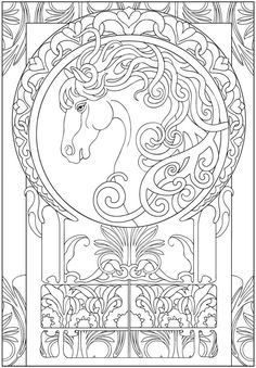 nouveau fish coloring pages - Bing Images