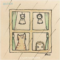 1171 #てるてる坊主 Teru-teru-bozu: a paper doll to which children pray for fine weather.