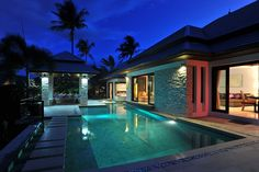4-bed Bangrak Pool villa Jovani Roi | Koh Samui Real Estate - Luxury Property for Sale & Rent