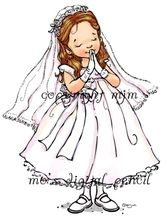 Love Mo's Digi stamps. Another possibility for Erin's invitations