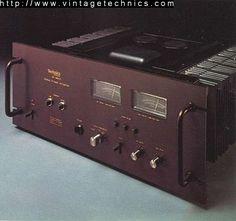 SE-9600 Stereo Power Amplifier